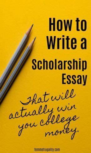 Scholarship Tips & Advice - Student Scholarship Search